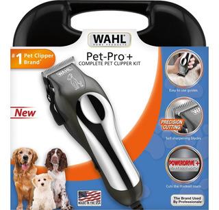 Maquina De Peluquería Canina Wahl Kit Mascotas Pet Pro+ 9315