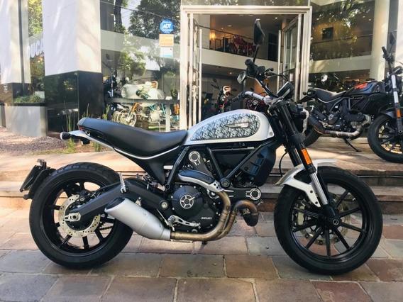 Ducati Scrambler Icon 800 - 2017 - 2700 Km.san Isidro