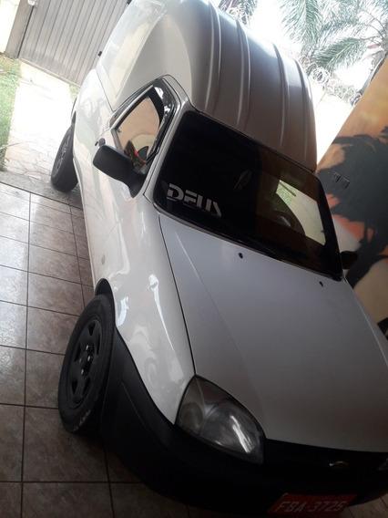 Ford Courier 1.6 L Flex 2p 2012