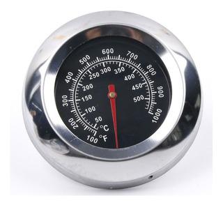 Termómetro Para Horno Y/o Asador 500º Negro.