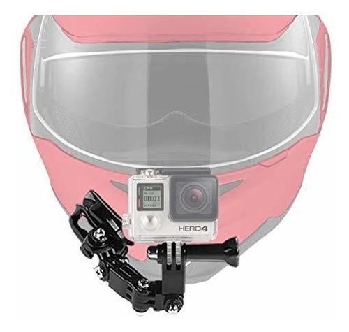 Imagen 1 de 6 de Axpower - Kit De Montaje Para Casco De Motocicleta Para Gopr