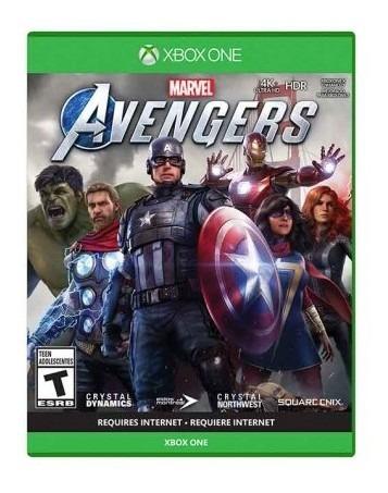 Juego Xbox Oacne Avengers - Latam Juego Xbox Oacne A Tk904