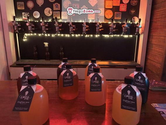 Fondo De Comercio - Bar / Estación De Recarga De Cerveza Artesanal - Villa Crespo