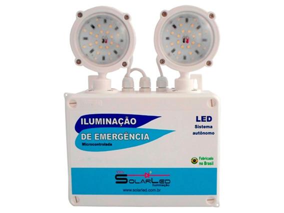 Bloco De Iluminação Autônomo - Led - Profissional 1