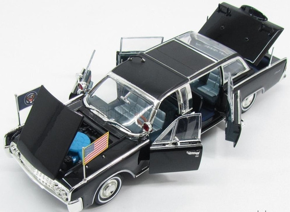 1/24 Lincoln X100 Limousine 1961 Quick Fix Yatming Topminis
