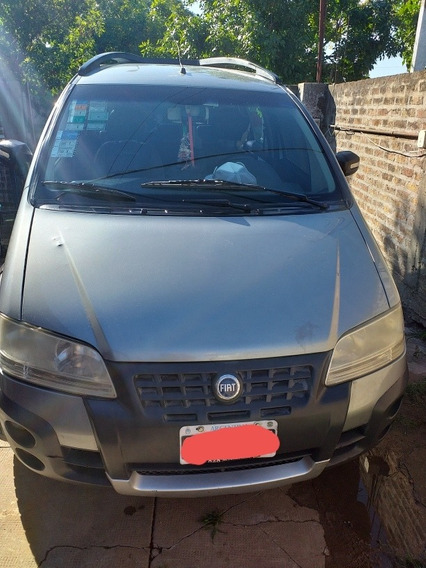 Fiat Idea 1.8 Adventure Alarma 2007