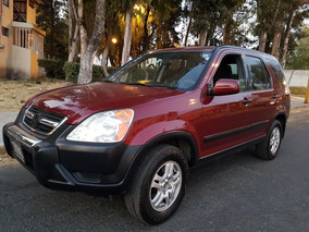 Honda Cr-v 2.4 Exl 156hp Mt 2003