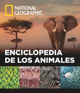 Enciclopedia De Los Animales(libro Biología)