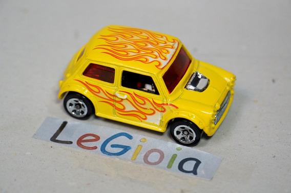 Hot Wheels Morris Mini #124 De 2009 - Loose