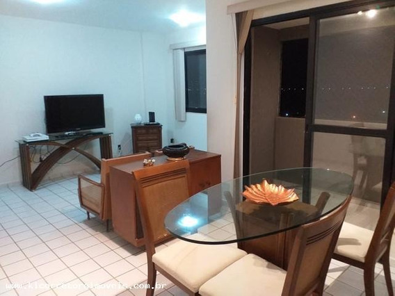 Apartamento Para Venda Em Parnamirim, Nova Parnamirim, 3 Dormitórios, 1 Suíte, 3 Banheiros, 2 Vagas - Ka 1067_2-1071363