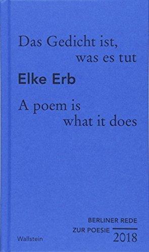 Ist ist es was gedicht es Gedicht: Es