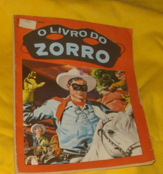 Revista O Livro Do Zorro Bom Estado