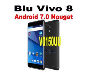 Software Original Blu Vivo 8 V0150uu