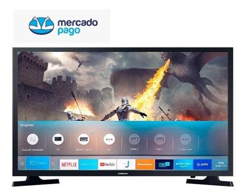 Tv Samsung 32'' 32t4300 Led Hd Plano Smart Tv