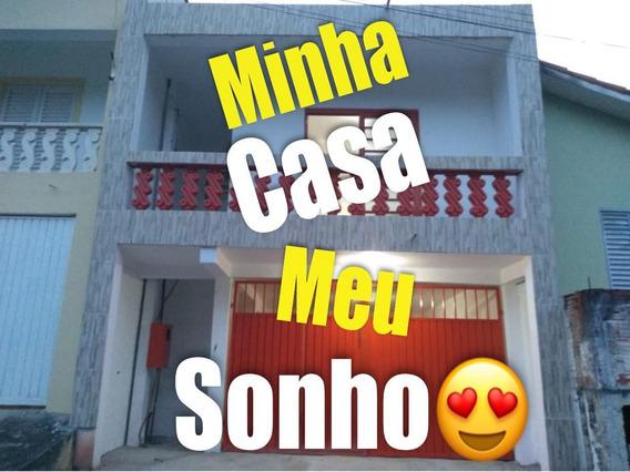 22a- Vendo Casa No Centro De Santa Branca