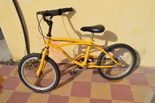 Bicicleta Bassano Rodado 16