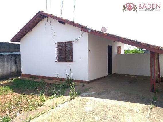 Casa Térrea 2 Dormitórios - Ca01254
