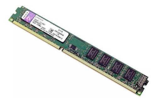 Memória RAM 4GB 1x4GB Kingston KVR1333D3N9/4G ValueRAM