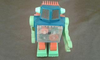 Antiguo Robot Puky