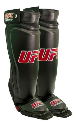 Imagen 1 de 9 de Espinilleras Ufc Mma Muaythai Kick Boxing Oficial Training