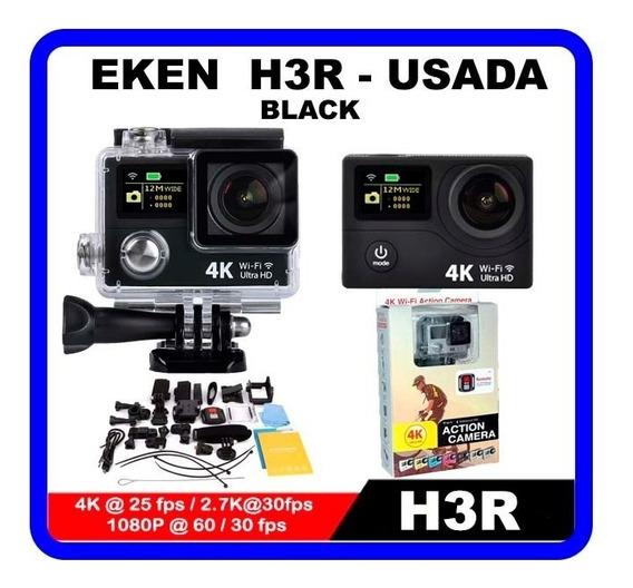 Camera Eken H3r- Usada- Envio Imediato