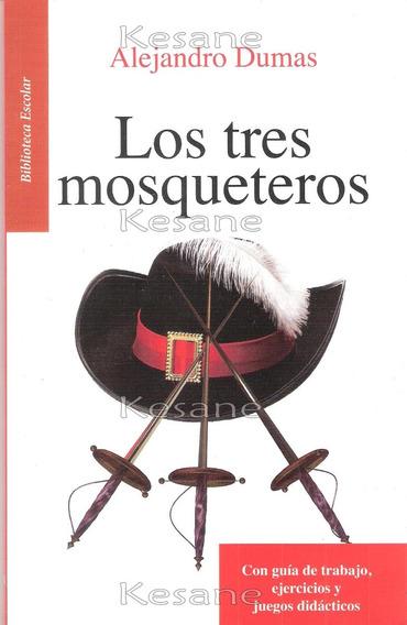 Los Tres Mosqueteros Libros Juveniles Mayoreo Escuelas