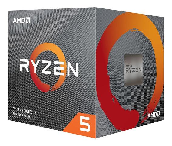 Micro Procesador Amd Ryzen 5 3600x 4.4 Ghz Am4 3gen Zen2