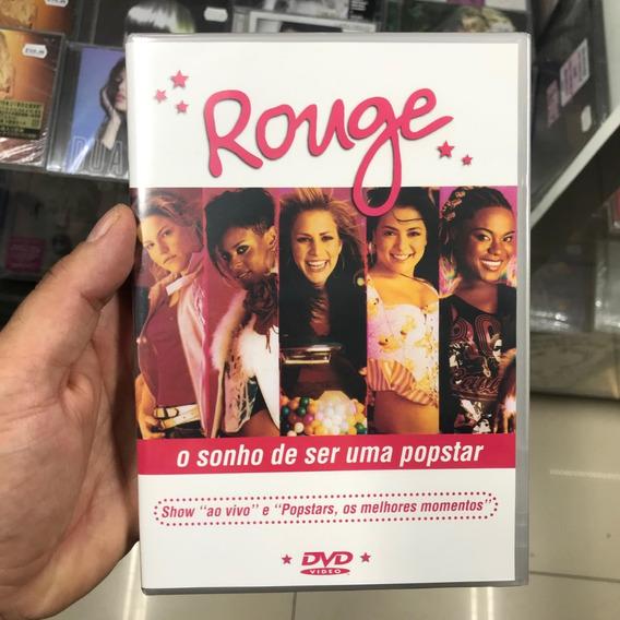 Rouge - O Sonho De Ser Uma Popstar (dvd) Pronta Entrega