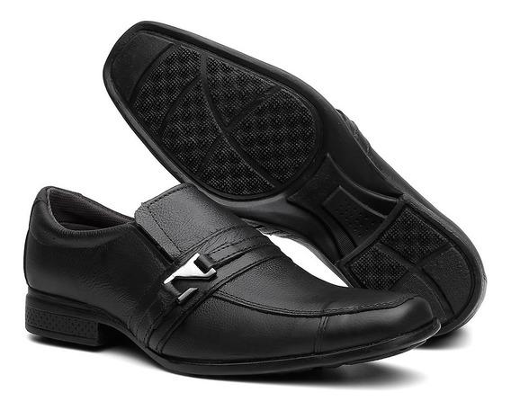 Sapato Masculino Social Em Couro Legitimo Barato Promoção
