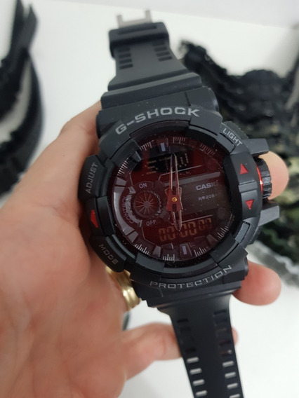Relógio G Shock Automático Super Promoção De Estoque !!