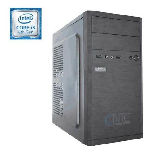 Micro Pc Desktop Intel Core I3 - 8gb Ram - Ssd 240 Gb