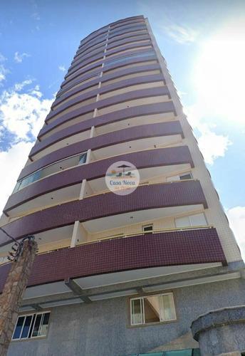 Imagem 1 de 15 de Apartamento À Venda No Bairro Cidade Ocian - Praia Grande/sp - 480