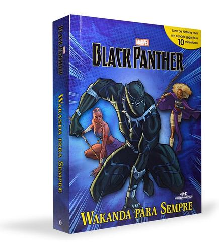 Imagem 1 de 4 de Black Panther  Wakanda Para Sempre