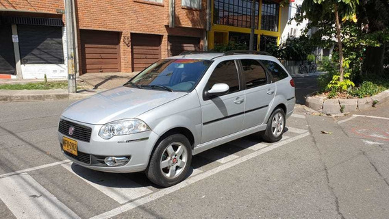 Fiat Palio Weekwnd Mod 2012
