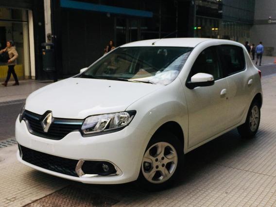 Renault Sandero Expression 1.6 Nafta 0km Tomo Plan De Ahorro