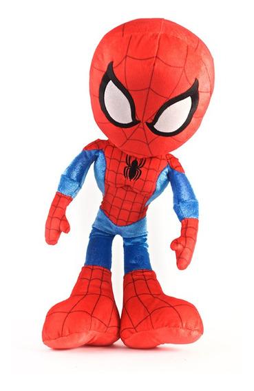 Peluche Spiderman 40 Cm Marvel Original Wabro