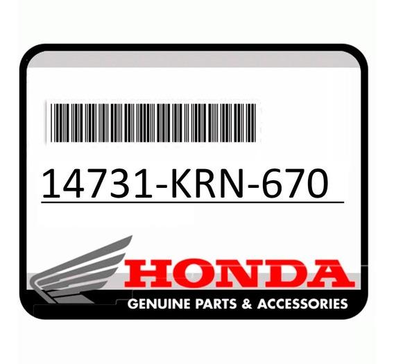 Tucho Válvula Original Honda Off Road Crf150 [14731 Krn 670]