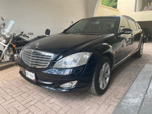 Mercedes-benz S600  Blindado Nivel 7 De Planta 2009