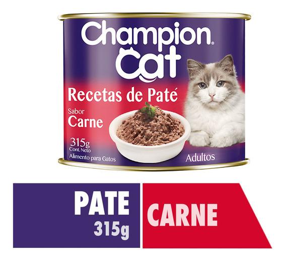 Champion Cat Lata Carne 24 X 315 G