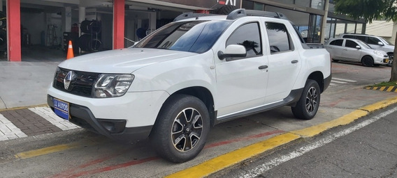 Renault Duster Oroch 2017 2.0 Expression