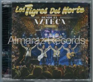 Los Tigres Del Norte Desde El Azteca Cd+dvd