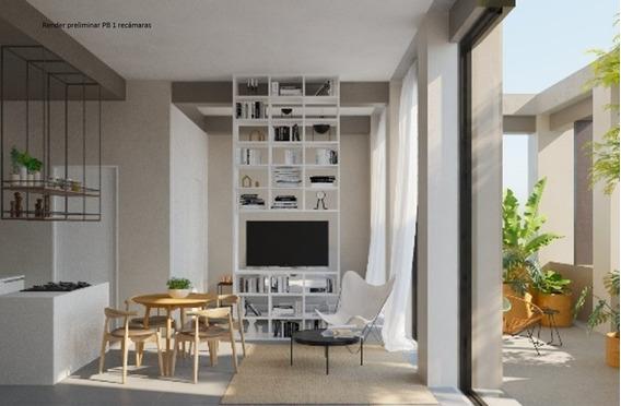 Departamento En Preventa Zona De La Moderna Y Chapultepec Ideal Para Airbnb