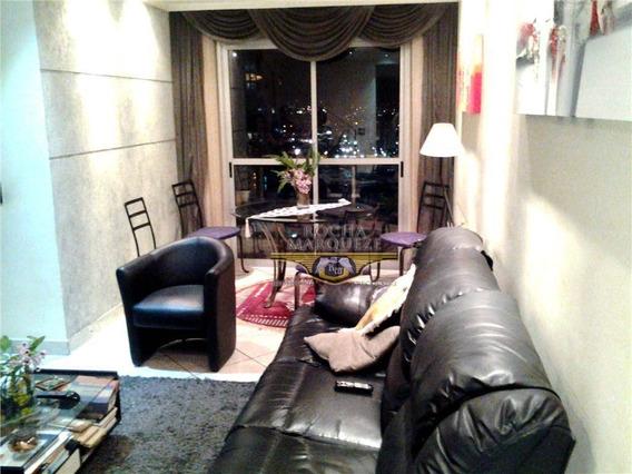 Cobertura Com 4 Dormitórios À Venda, 160 M² Por R$ 904.000,00 - Tatuapé - São Paulo/sp - Co0001