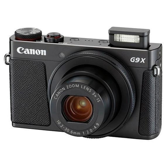 Câmera Canon Powershot G9 X Mark Ii 20.1mp De 3.0 Com Wi-fi