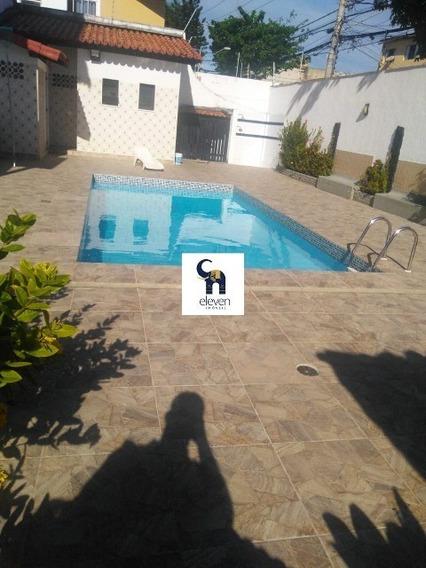 Eleven Imóveis, Casa Em Condominio Em Itapuã 3/4 Com Dependência 220 M². - Ca00570 - 34459713