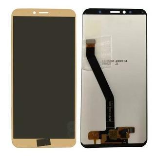 Display Y Touch Screen Huawei Y6 Atu-lx3 2018 Dorado}