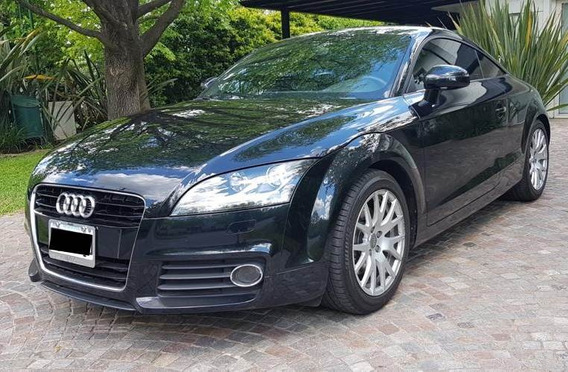 Audi Tt Stronic Coupe 2.0 Impecable! Pocos Km 7.500