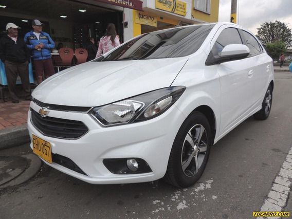 Chevrolet Onix Ltz 1.4cc Aa At Fe