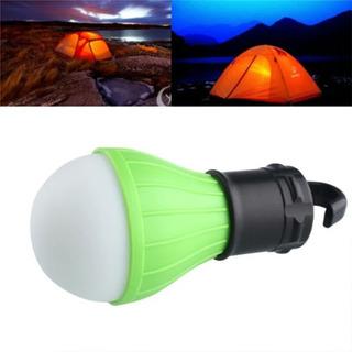2 Luminárias De Led Para Acampamentos Camping