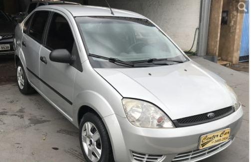 Ford Fiesta 1.6 Flex 5p